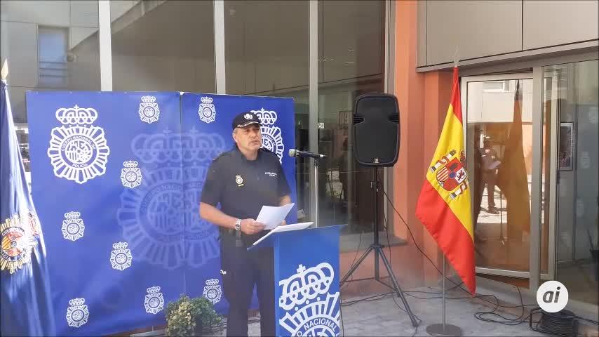 Cuatro detenidos en la operación con atropello a un policía en Algeciras