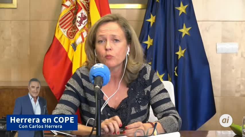 Calviño dice que los funcionarios han ganado poder adquisitivo en últimos años