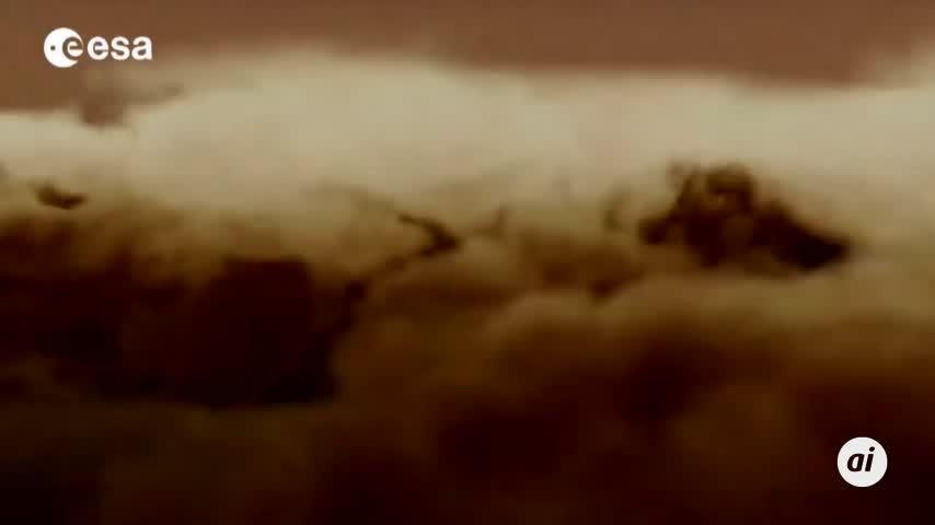 Venus contiene fosfina, un gas reconocido asociado a la vida