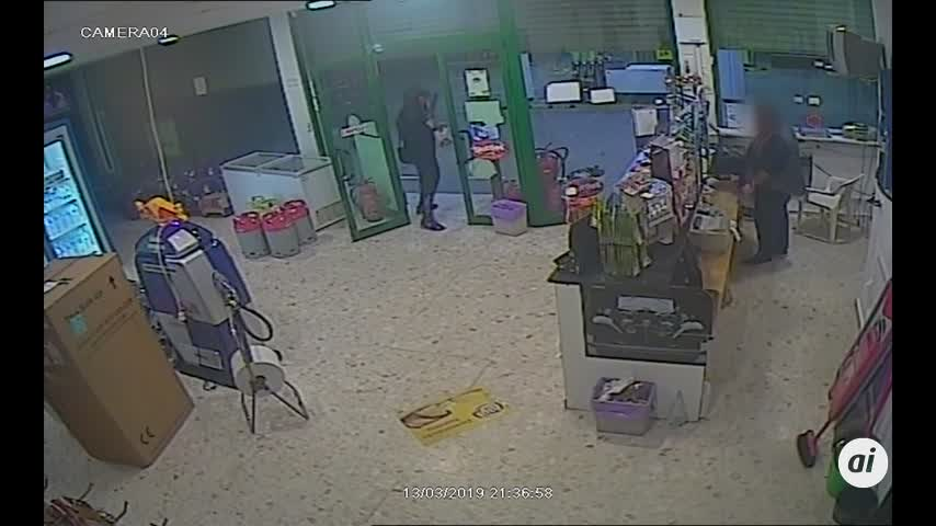 Detenido por el atraco a una gasolinera de La Antilla con una escopeta recortada
