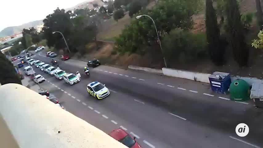 La marcha en defensa de la Sanidad Pública recorre Algeciras