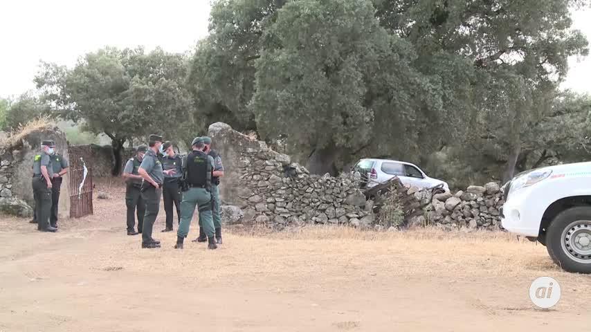 Hallan restos óseos donde la Guardia Civil busca el cuerpo de Manuela Chavero