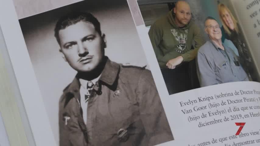 Tras la pista del Doctor Pirata, un médico nazi en la España de Franco