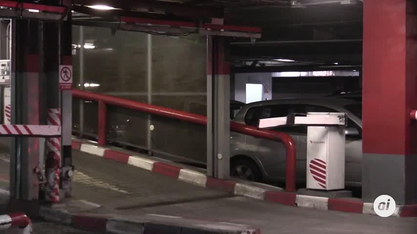 Mejoras en el parking del Mercado para garantizar la seguridad de los clientes