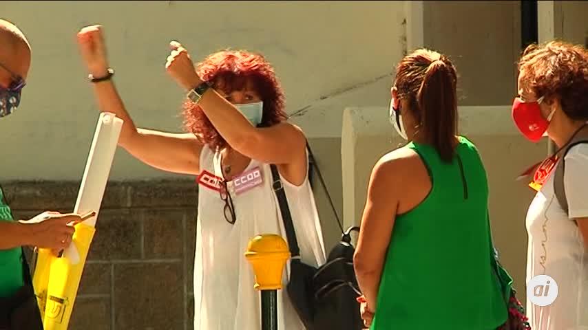 Medio centenar de centros de Cádiz tienen ratios ilegales