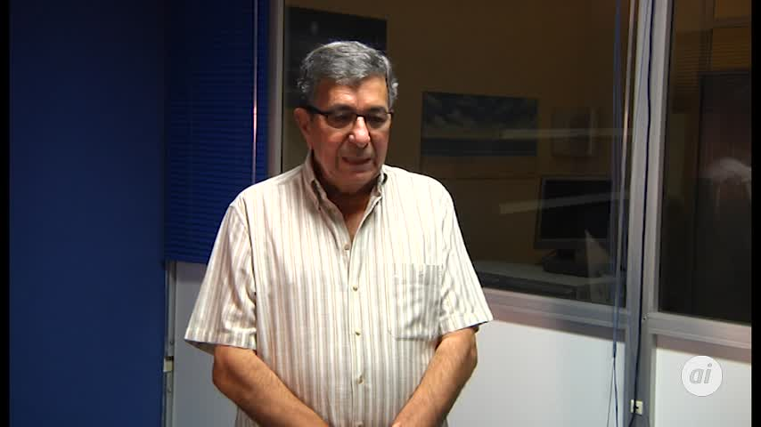Juan Antonio Palacios invita a mirarse en 'El espejo de Salap'