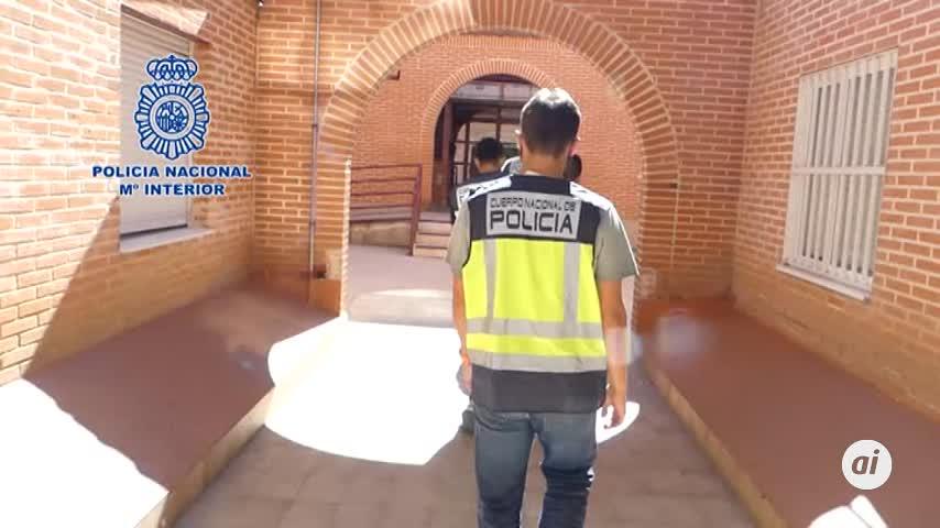 Desmantelada una imprenta clandestina en Salamanca que falsificaba billetes
