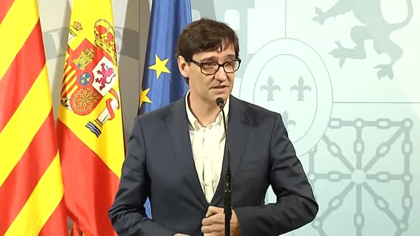 """Illa ve un """"riesgo serio"""" en Madrid por Covid-19 e insta a """"revisar"""" las medidas"""