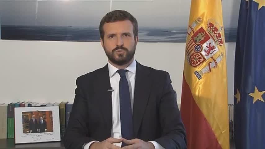 Casado pide el cese de Garzón y Lastra contesta criticando la gestión de Madrid