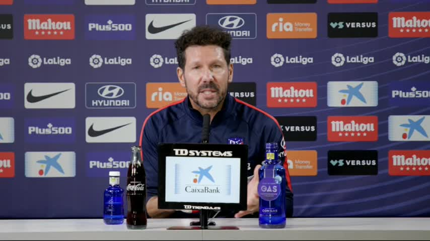 """Luis Suárez debutará ante el Granada """"desde el inicio o en el segundo tiempo"""""""