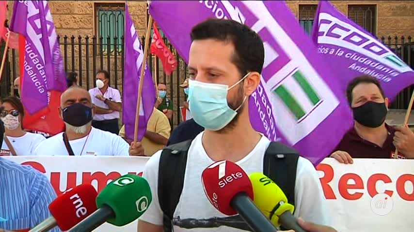 CCOO exige al Gobierno la inmediata negociación de la Oferta de Empleo Público