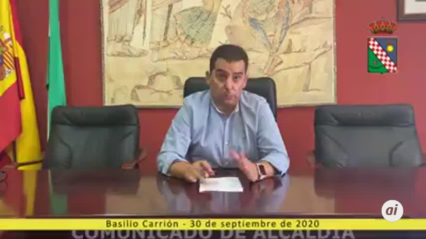 Casariche (Sevilla) vive su confinamiento con relativa normalidad