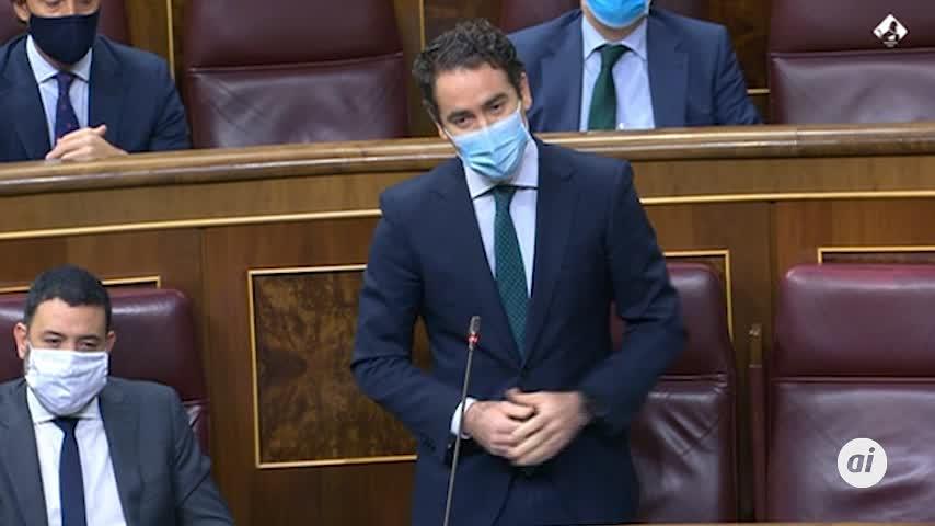 El PP acusa a Sánchez de no defender a la monarquía