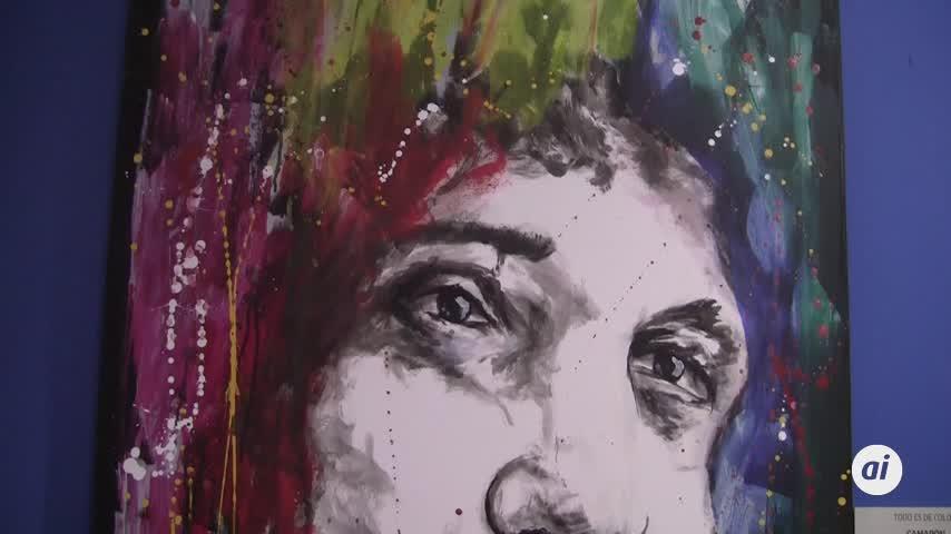 El Museo de Chiclana acoge la exposición 'Todo es de color. Retratos flamencos'