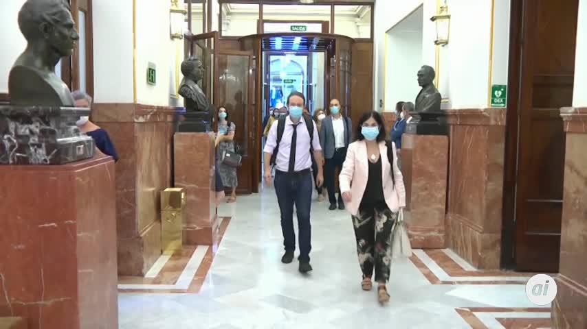 El juez del caso Dina pide imputar a Pablo Iglesias por denuncia falsa