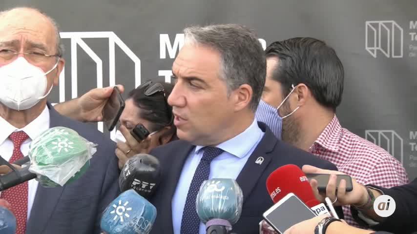 """Bendodo pide al Gobierno que fije criterios """"definitivos"""" sobre el Covid-19"""