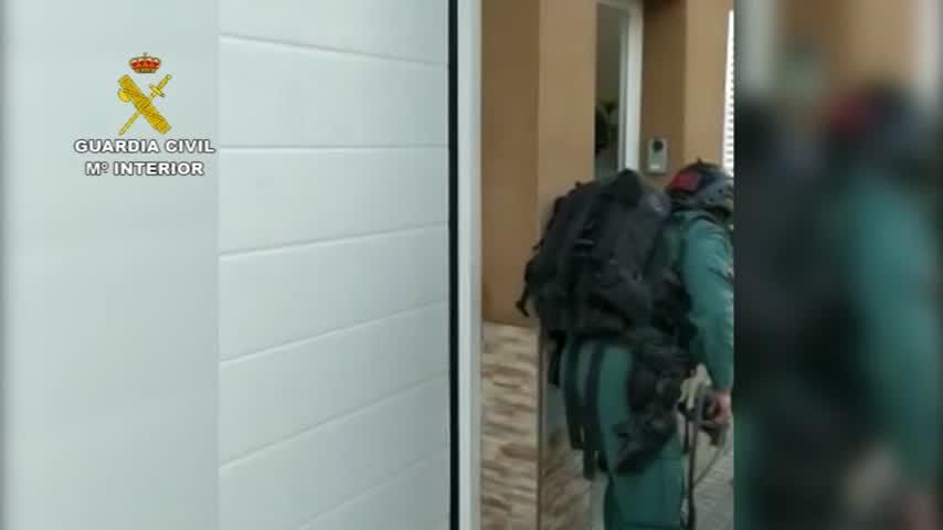Detenidos 31 integrantes de una red de narcos que operaba en la costa andaluza