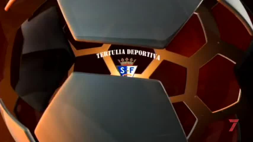Gabi Ramos abrió la temporada de Tertulias del San Fernando CD en 7V Bahía