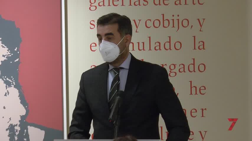 Chicano, el pintor que devolvió a Picasso a Málaga, regresa a su Casa Natal
