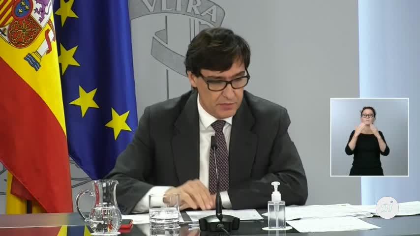 El Gobierno estudiará aplicar el toque de queda con estado de alarma en España