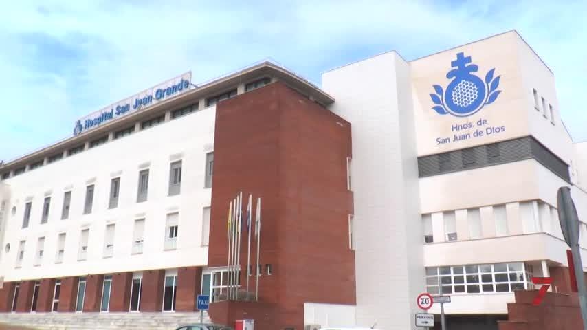 Detectan un brote con 19 casos en el Hospital San Juan Grande
