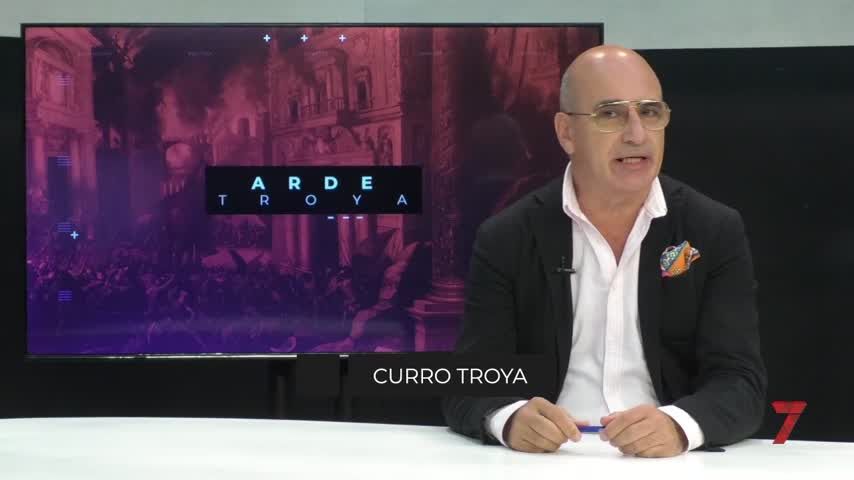 Arde Troya. El Astoria interminable (bis)
