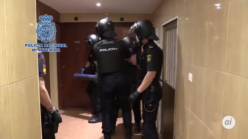 Cae una red que favorecía la inmigración ilegal y que operaba en Málaga