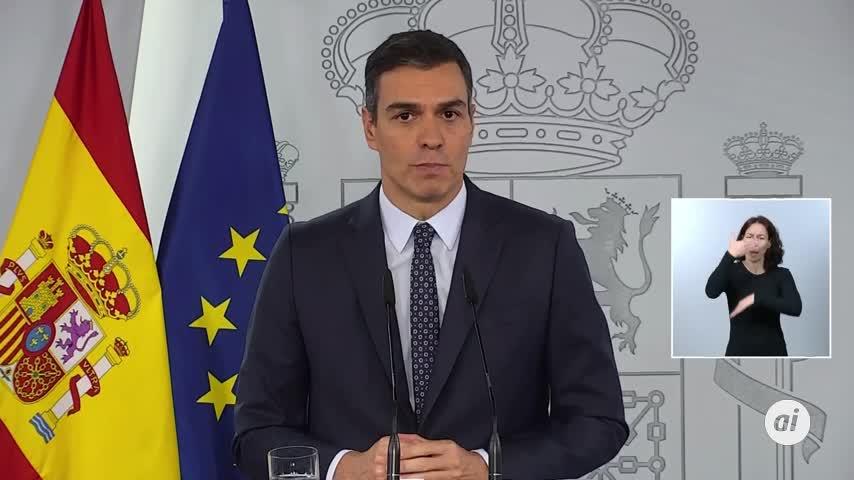 España vuelve al estado de alarma hasta mayo ante un Covid-19 descontrolado
