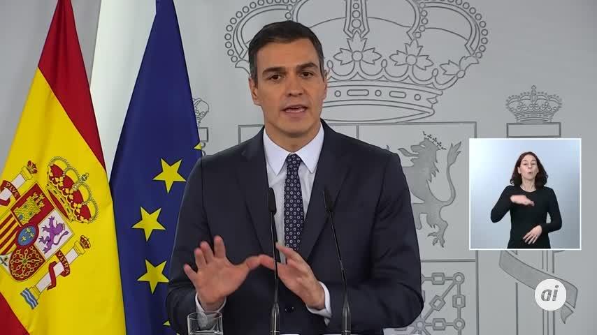 Pedro Sánchez pide a los ciudadanos que se descarguen la app Radar Covid
