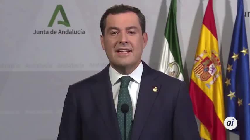 Andalucía cierra sus fronteras para evitar desplazamientos este puente