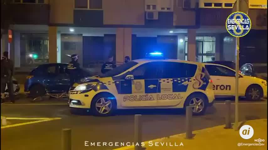 La vigilancia policial aborta concentraciones en Sevilla tras las altercados