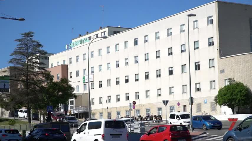 El Hospital de Jerez deriva los primeros pacientes Covid al Hospital San Carlos