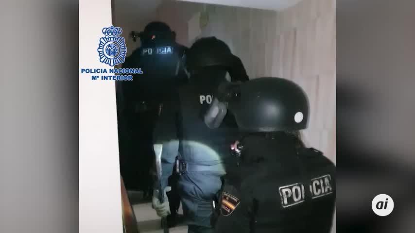 Detenido en Córdoba por un violento atraco en una joyería de Linares