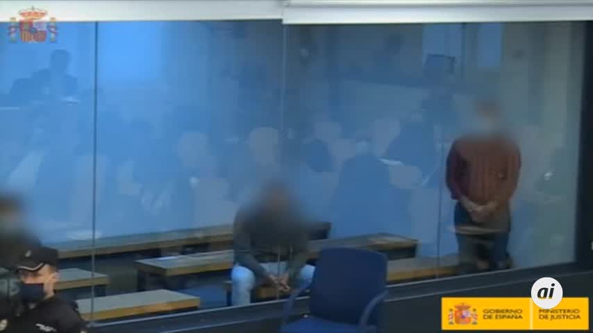 Declaran los tres acusados por los atentados de Cataluña de 2017