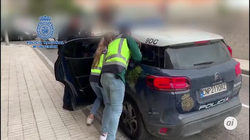 Detenido el presunto autor de más de 20 robos en tiendas del centro de Algeciras