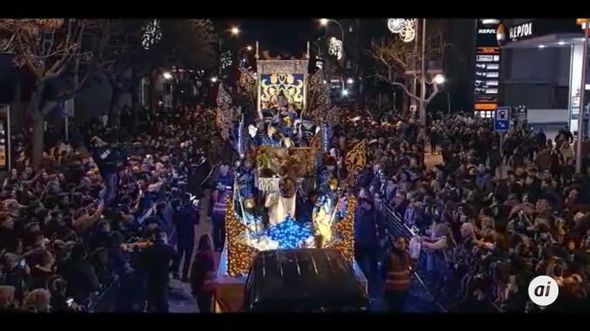 La Asociación Reyes Magos de Cádiz inicia una campaña de captación