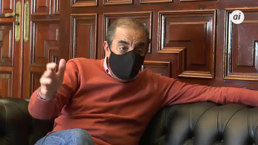 El rector de la Universidad de Sevilla a la Junta: Que apunten que nos deben 135 millones