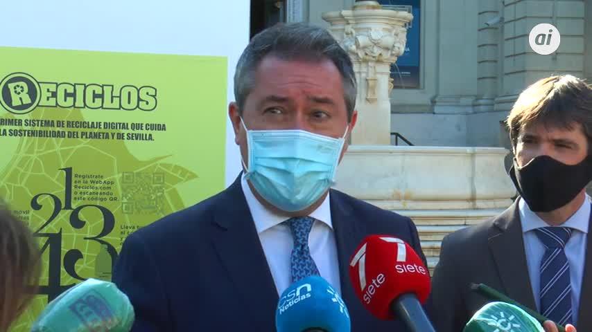 Sevilla es la primera capital en la que se recompensará el reciclaje