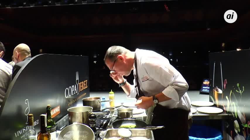 Arranca en Rusia la IX Copa Jerez, el concurso internacional de maridajes gastronómicos