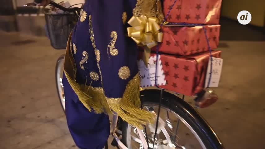 Los Reyes Magos chiclaneros visitarán todas las barriadas durante el 4 y 5 de enero