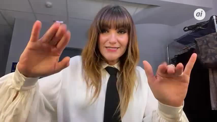 El gesto de Rozalén con un instituto de Jerez por inspirase en su canción para el 25-N