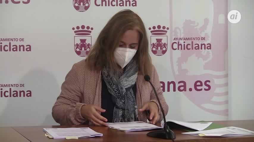 Chiclana se queda por segunda vez sin las subvenciones del Ciudad Amable