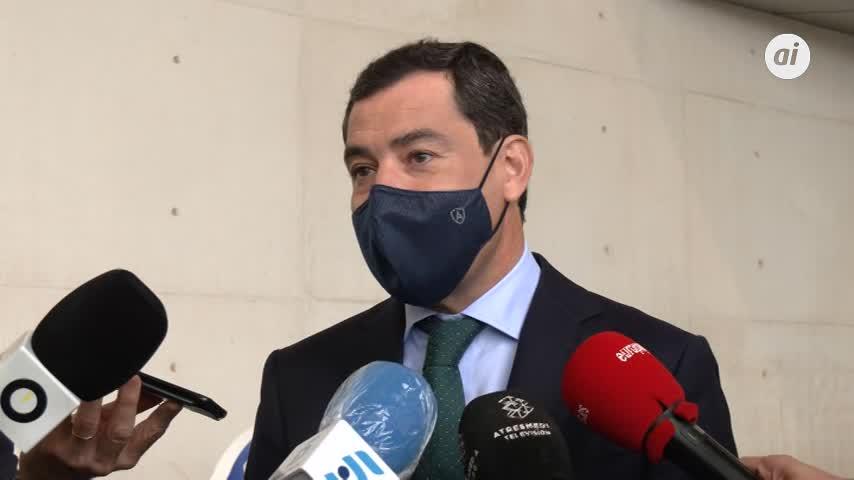 Moreno: las decisiones ante la Navidad se tomarán a mediados de diciembre