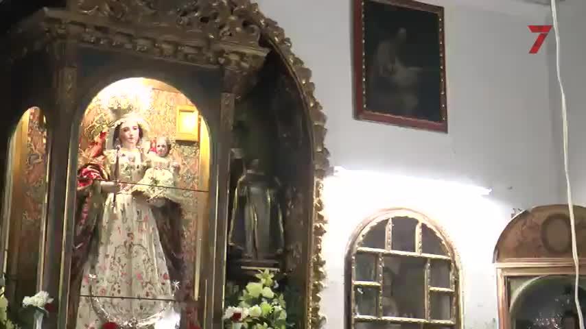 Los tesoros ocultos del convento de Santa María de Jesús