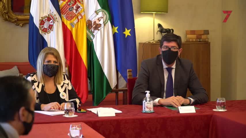 Jerez se suma al Plan Turístico de Grandes Ciudades de Andalucía