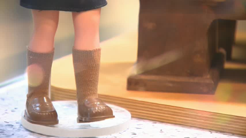 Una exposición recoge la historia de los 52 años de la muñeca Nancy Nancy