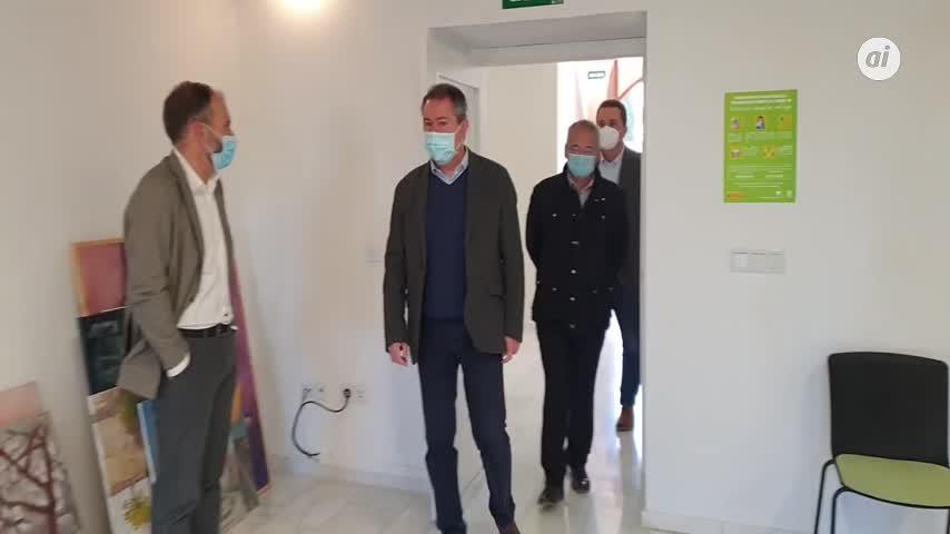 Sevilla convierte la restaurada Hacienda de Miraflores en un centro ambiental