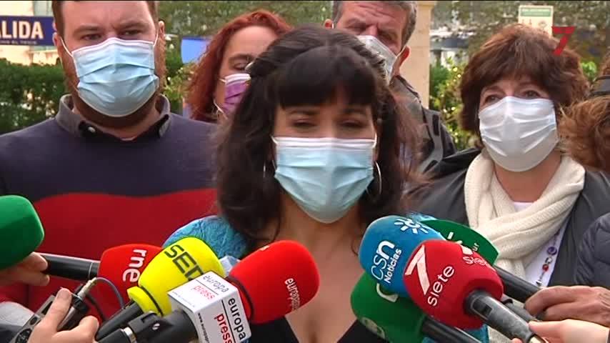 """Adelante Andalucía anuncia su """"refundación"""" para aspirar a las elecciones generales"""