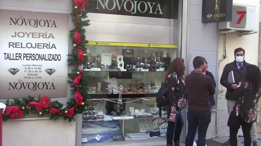 Los comercios de Chiclana ponen en marcha una campaña para atraer clientela