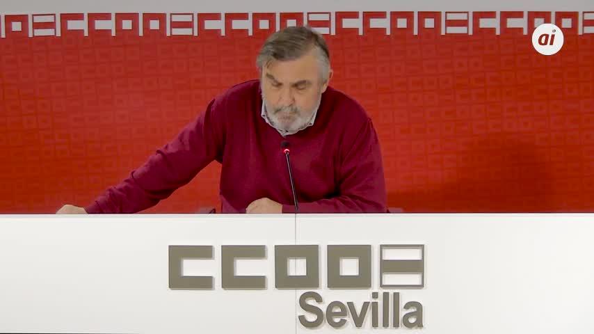 Sevilla capital suma 697 parados más en el mes de noviembre